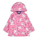 Winged Unicorn Raincoat Baby, ${color}