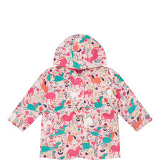 Roaming Horse Raincoat Toddler