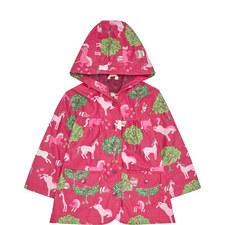 Pony Orchard Raincoat - 3-10 Years