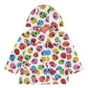 Rainbow Ladybird Raincoat Toddler, ${color}