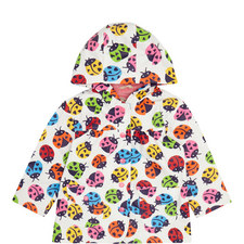 Rainbow Ladybird Raincoat Toddler
