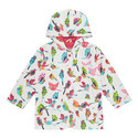 Bird Patterned Raincoat - 2-8 Years, ${color}