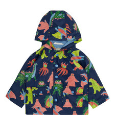Mega Monster Raincoat Toddler