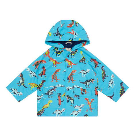 T-Rex Raincoat - 2-8 Years, ${color}