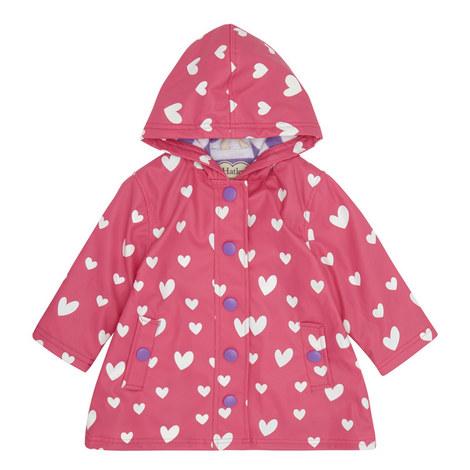 Heart Splash Coat Toddler, ${color}