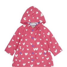 Heart Splash Coat Toddler