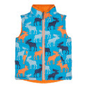 Moose Shadow Reversible Gilet Toddler, ${color}