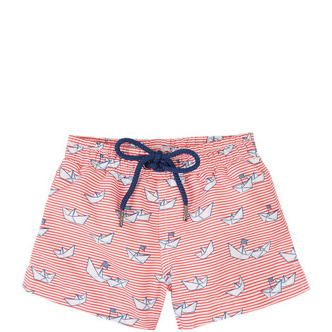 Origami Swim Shorts Baby, ${color}