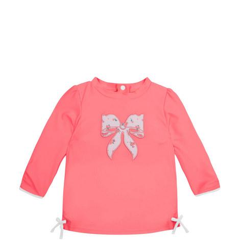 Ditsy Rose Rash Vest Baby, ${color}