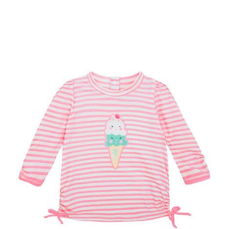 Ice Cream Rash Vest Baby, ${color}