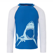 Shark Rash Vest Boys