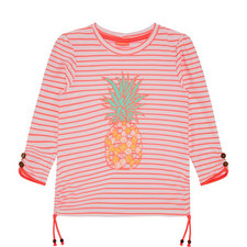 Pineapple Rash Vest Kids