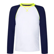 Raglan Long Sleeve Rash Vest Teens