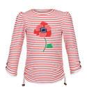 Poppy Rash Vest Teens, ${color}