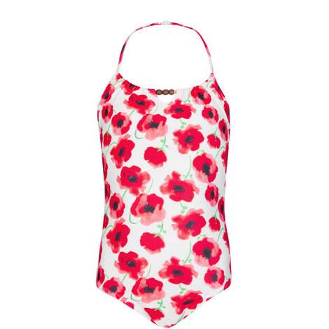 Poppy Beaded Swimsuit Kids, ${color}