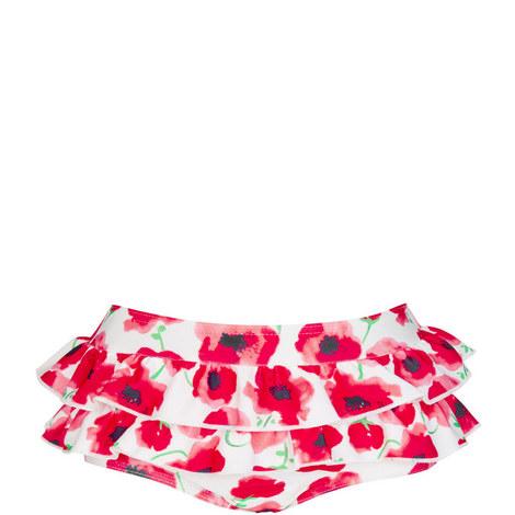 Poppy Frill Bikini Pants Baby, ${color}