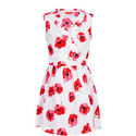 Poppy Wrap Dress Teens, ${color}