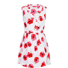 Poppy Wrap Dress Teens