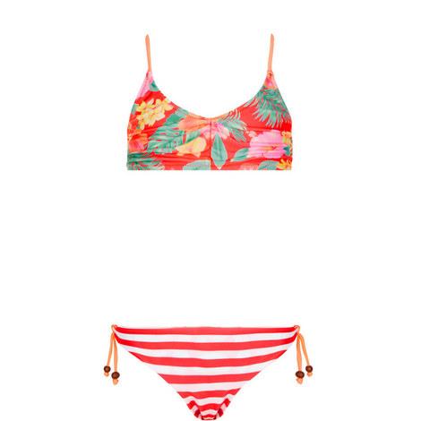 Aloha T-Back Bikini Kids, ${color}