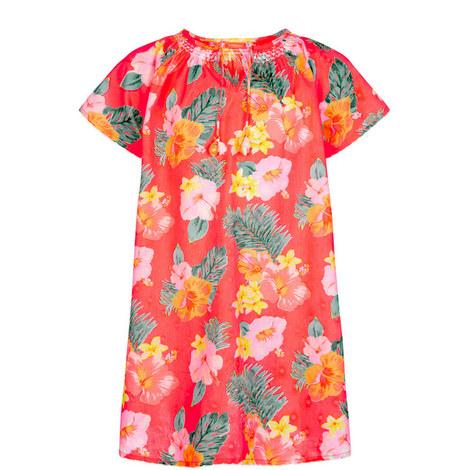 Aloha Kaftan Dress Teens, ${color}