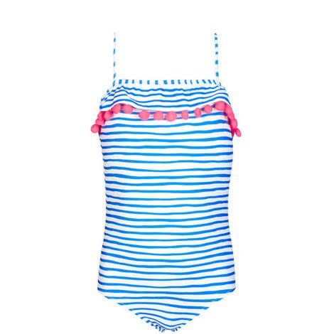 Carnival Pom Pom Swimsuit, ${color}