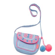 Pom Pom Tassel Bag
