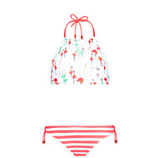 Flamingo Halter Bikini Teens