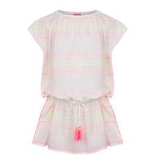 Boho Whipstitch Dress Kids