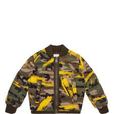 Sancy Camoflage Jacket