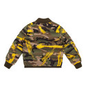 Sancy Camouflage Print Jacket Teen, ${color}
