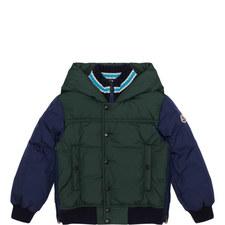 Luke Quilted Jacket Kids - 4-10 Years