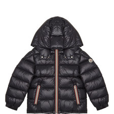 Gaston Quilted Jacket Kids
