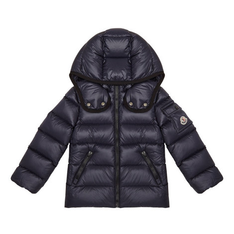 Berre Quilted Jacket Teens, ${color}
