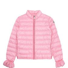 Nadege Ruffle Cuff Jacket