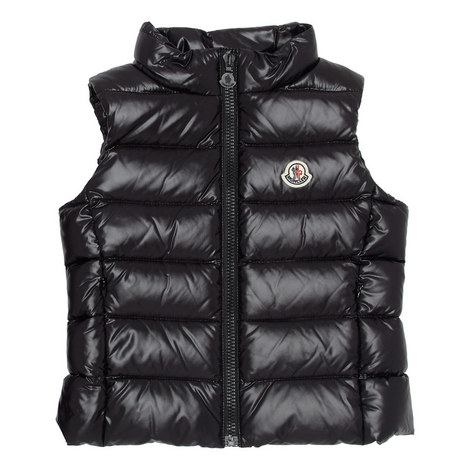 Ghany Quilted Gilet Kids, ${color}