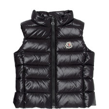 Ghany Quilted Gilet Kids