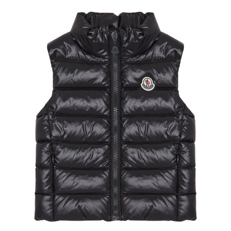 Ghany Quilted Gilet Teens, ${color}