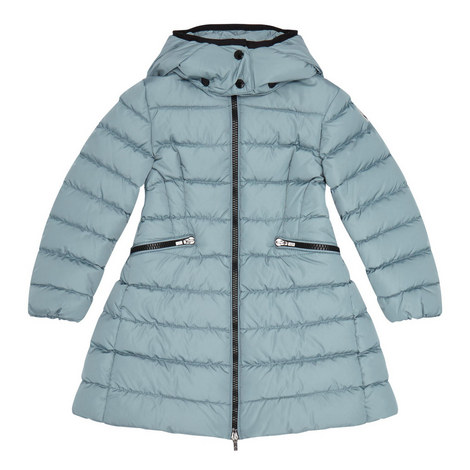 Charpal Quilted Coat - 4-10 Years, ${color}
