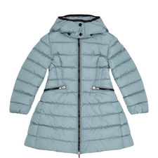 Charpal Quilted Coat Kids - 4-10 Years