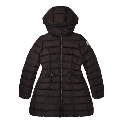 Charpal Hooded Coat Teens, ${color}