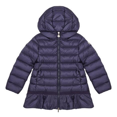 Nadra Frill End Coat, ${color}