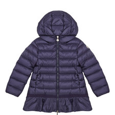 Nadra Frill End Coat Kids