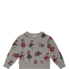 Duck Sweatshirt Kids