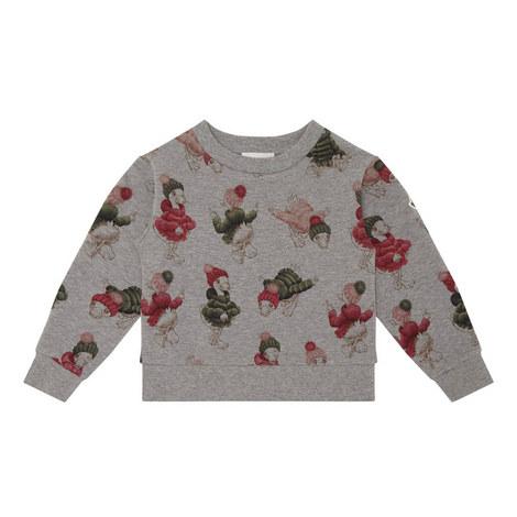 Duck Sweatshirt Teens, ${color}