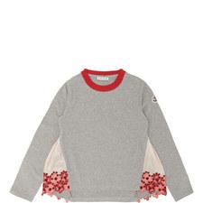 Floral Sweatshirt Kids