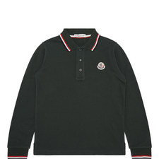 Long Sleeve Polo Shirt Kids
