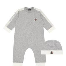 Romper Hat Set Baby