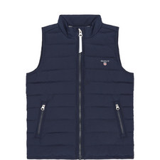 Quilted Gilet Kids