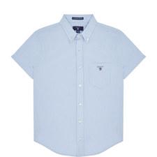 Oxford Short Sleeve Shirt Kids