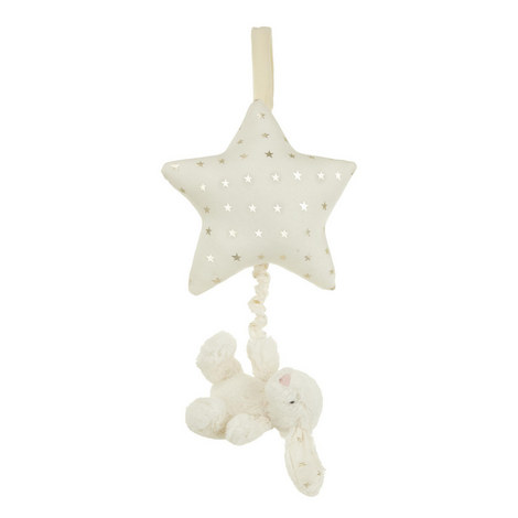 Twinkle Bunny Musical Pull Toy, ${color}